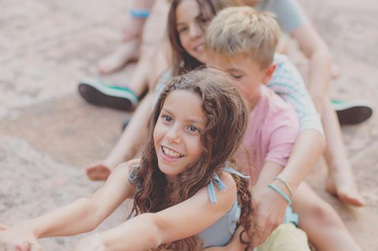 Colonias abiertas de inmersión en inglés todo el día Day Camp Lacunza Summer Camp